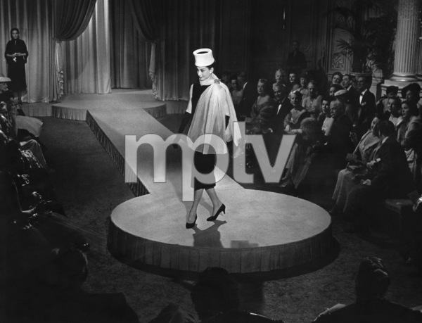 """Funny Face"" Audrey Hepburn 1956 Paramount **I.V. - Image 9111_0387"