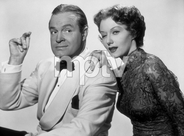 """""""The Great Lover""""Bob Hope; Rhonda Fleming1949 Paramount © 1978 A.L. Whitey Schafer - Image 9121_0006"""