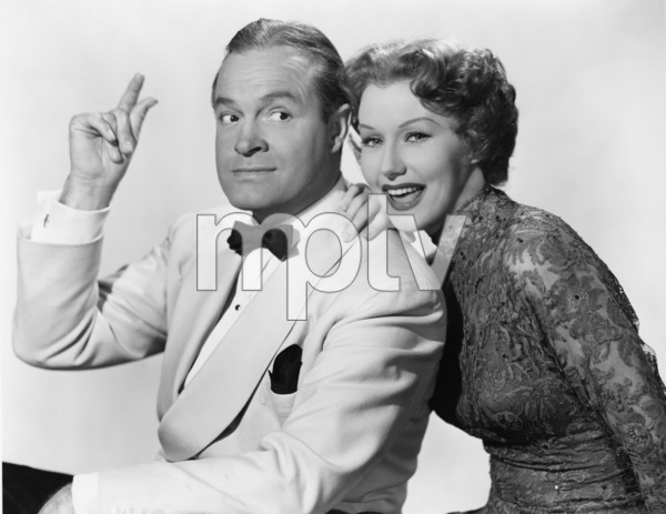 """The Great Lover""Bob Hope, Rhonda Fleming1949 Paramount PicturesPhoto by A.L. Whitey Schafer - Image 9121_0013"