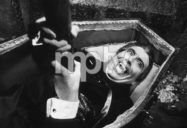 """Dracula Has Risen From The Grave""Christopher Lee1968 Hammer/ Warner - Image 9128_2"