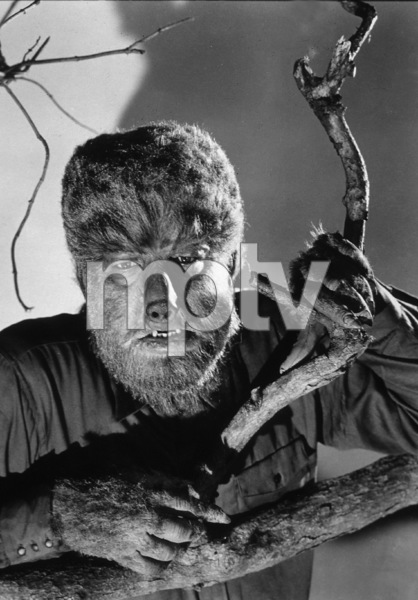 """The Wolfman""Lon Chaney Jr.1940 Universal**I.V. - Image 9131_0004"