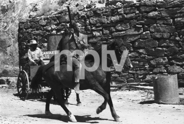 """""""Nevada Smith""""Steve McQueen1966 © 1978 Chester Maydole - Image 9149_0026"""