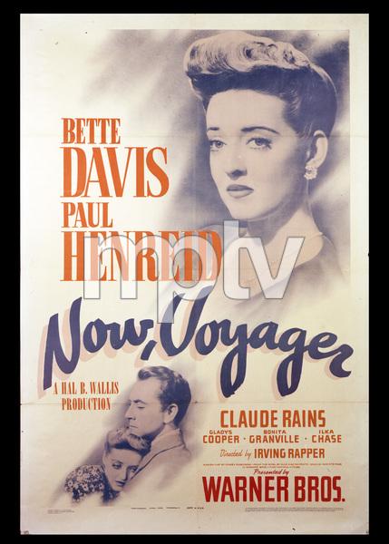 """""""Now, Voyager""""Poster1942 Warner Brothers**I.V. - Image 9162_0022"""