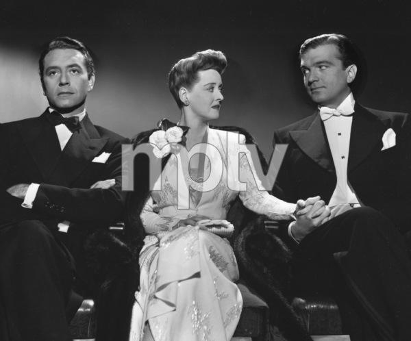 """""""Now, Voyager""""Paul Henried, Bette Davis, John Loder1942 Warner Brothers**I.V. - Image 9162_0031"""