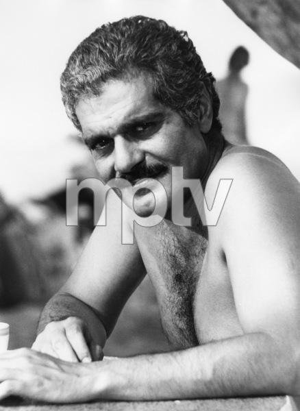 """The Tamarind Seed""Omar Sharif1974© 1978 John Jay - Image 9174_0010"