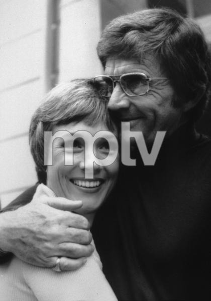 """""""Tamarind Seed, The""""Julie Andrews withDirector Blake Edwards.1974 / Lorimar © 1978 John Jay - Image 9174_0012"""