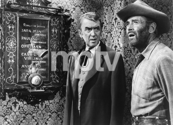 """""""The Cheyenne Social Club""""James Stewart, Henry Fonda1970 National General Pictures - Image 9177_0002"""