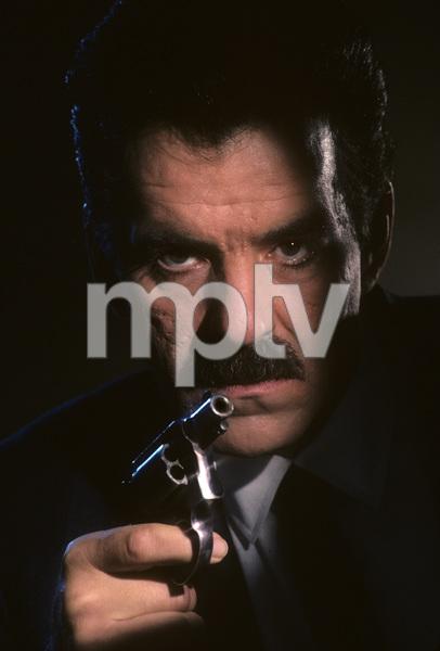 """Crime Story"" Dennis Farina 1986 © 1986 Mario Casill - Image 9221_0013"