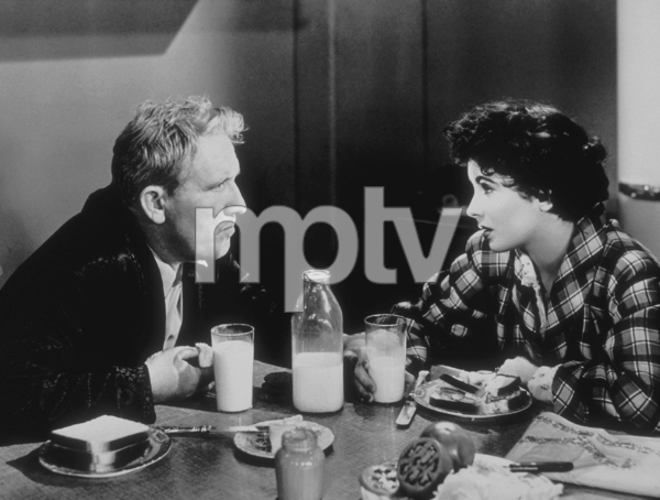 """""""Father of the Bride""""Spencer Tracy and Elizabeth Taylor1950 MGM**R.C.MPTV - Image 9235_0006"""