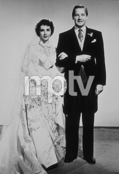 """Father of the Bride""Elizabeth Taylor, Don Taylor1950 MGM**R.C.MPTV - Image 9235_0008"