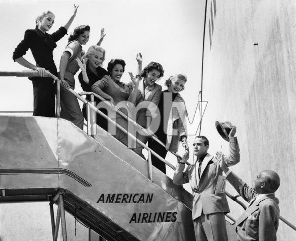 """Guys and Dolls""Marlon Brando, Samuel Goldwyn1955 MGM** I.V. - Image 9244_0049"