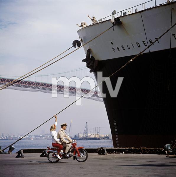 Motorcycles (Honda Motor Bikes)1964© 1978 Sid Avery - Image 9266_0035