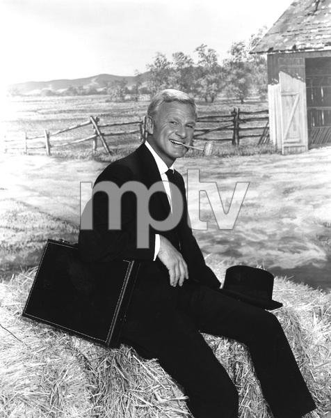"""Green Acres""Eddie Albertcirca 1967Photo by Gabi Rona**I.V. - Image 9271_0030"