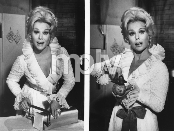 """Green Acres""Eva Gaborcirca 1967**I.V. - Image 9271_0039"