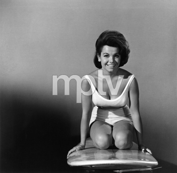 """""""Beach Party""""Annette Funicello1963 © 1978 Sid Avery - Image 9281_0011"""