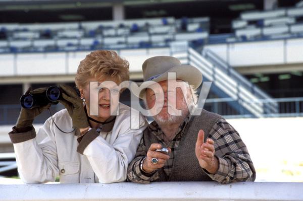 """Murder, She Wrote""Angela Lansbury, Mickey Rooneycirca 1993 © 1993 Gene Trindl - Image 9294_0008"
