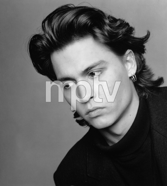 """21 Jump Street"" Johnny Depp1989Photo by Aaron Rapport** I.V. - Image 9334_0009"
