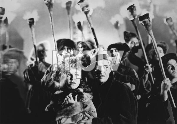 """Lost Horizon""Jane Wyatt, Ronald Colman1937 Columbia Pictures - Image 9425_0002"