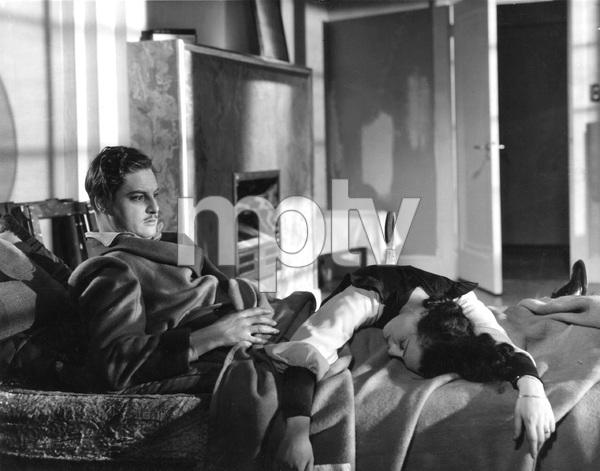"""THE 39 STEPS""  Robert Donat, U.K., Gaumont-British, 1935, I.V. - Image 9428_0013"