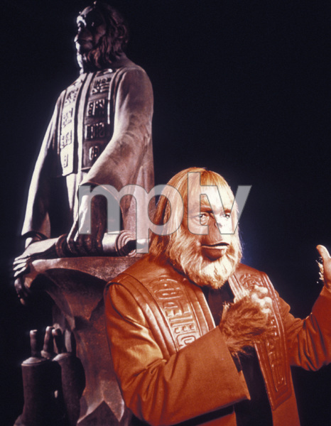 """Planet of the Apes""Maurice Evans1968 20th Century Fox - Image 9436_0008"