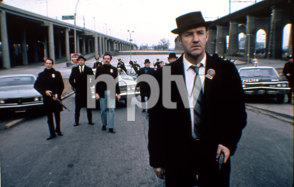 """""""The French Connection""""Gene Hackman1971 20th Century Fox** I.V. - Image 9440_0008"""