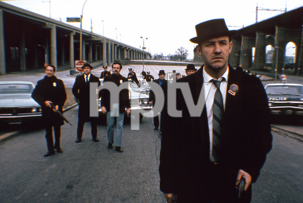 """""""The French Connection""""Gene Hackman1971 20th Century Fox** I.V. - Image 9440_0011"""