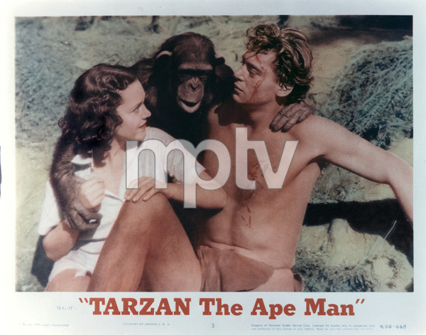 """Tarzan the Ape Man""Maureen O"