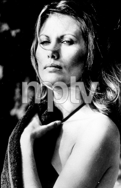 """""""The Man With The Golden Gun,""""Maud  James, 1974 - Image 9453_0006"""