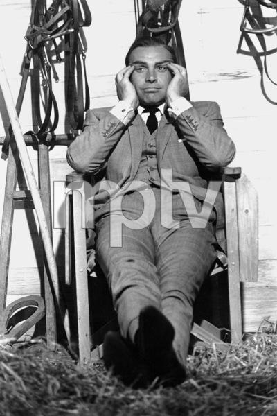 """Goldfinger"" Sean Connery1964 UA **I.V. - Image 9455_0048"
