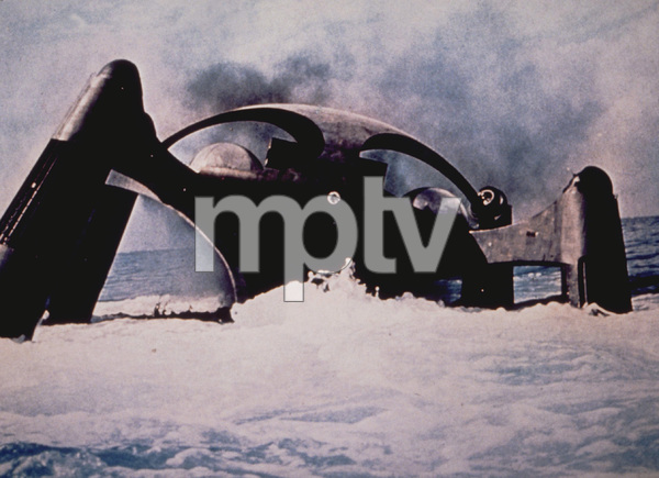 """""""The Spy Who Loved Me,"""" Ocean Fortress1977 UA / MPTV - Image 9457_0008"""