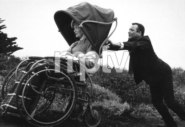 """""""Notorious Landlady""""Jack Lemmon1962 © 1978 Mel Traxel - Image 9459_0012"""