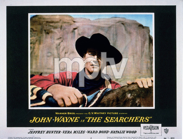 """""""The Searchers,"""" Warner Bros. 1956.Lobby card - Image 9466_0001"""