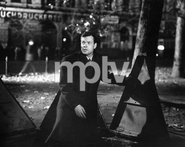 Orson Welles, THE THIRD MAN, British Lion, 1949, I.V. - Image 9470_0028