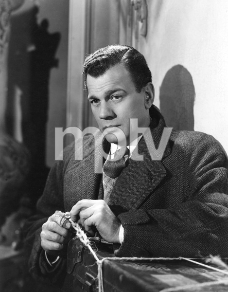 Joseph Cotten, THE THIRD MAN, British Lion, 1949, I.V. - Image 9470_0031