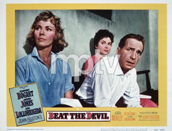 """Beat the Devil"" (Lobby Card)1953 Romulus Films - Image 9473_0001"