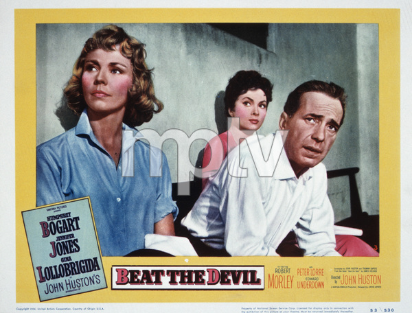 """Beat the Devil"" (Lobby Card)1953 Romulus Films - Image 9473_0001"