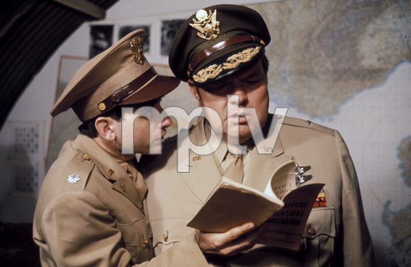 """Catch-22""Austin Pendleton, Orson Welles1970 Paramount © 1978 Bob Willoughby - Image 9488_0004"