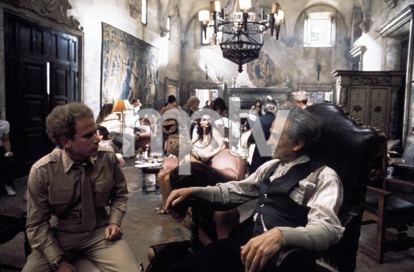 """Catch-22""Art Garfunkel, Marcel Dalio1970 Paramount © 1978 Bob Willoughby - Image 9488_0022"