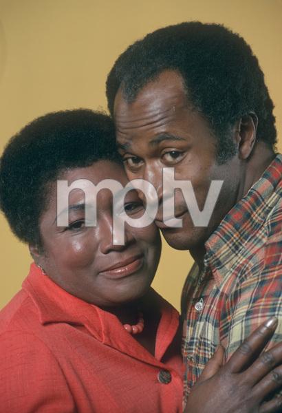 """Good Times""Esther Rolle, John Amos1974 CBS © 1978 Gene Trindl - Image 9495_0004"