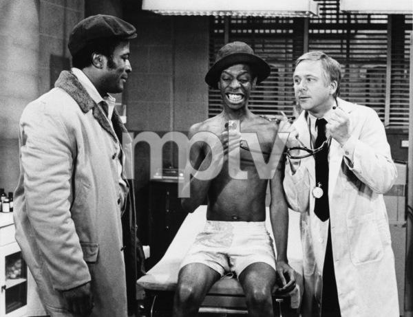 """Good Times""John Amos, Jimmie Walker, Arte Johnson1975** H.L. - Image 9495_0018"