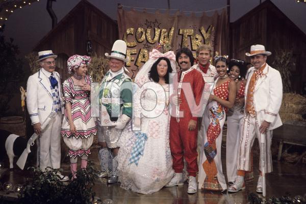 """""""Tony Orlando and Dawn""""Tony Orlando, Buck Owens1976Photo by Gabi Rona - Image 9497_0022"""