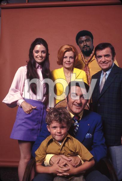 """The Danny Thomas Show""Angela Cartwright, Marjorie Lord, Danny Thomascirca 1964 © 1978 Gene Trindl - Image 9502_0014"