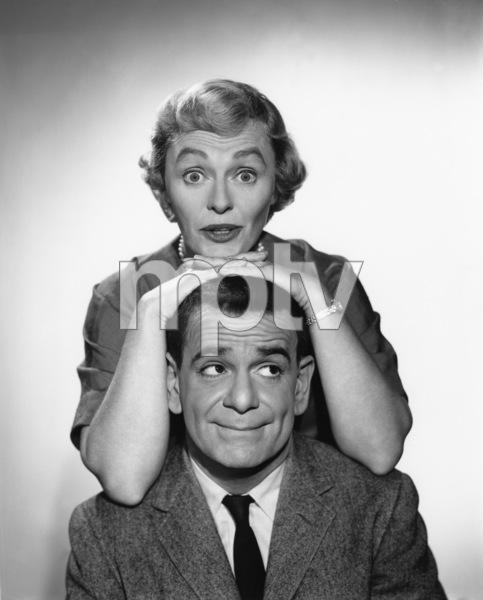 """The Danny Thomas Show"" (aka ""Make Room for Daddy"")Pat Carroll, Sid Meltoncirca 1950sPhoto by Gabi Rona - Image 9502_0015"