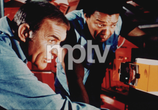"""Never Say Never Again."" Sean Connery © 1983 UA / MPTV - Image 9504_0005"