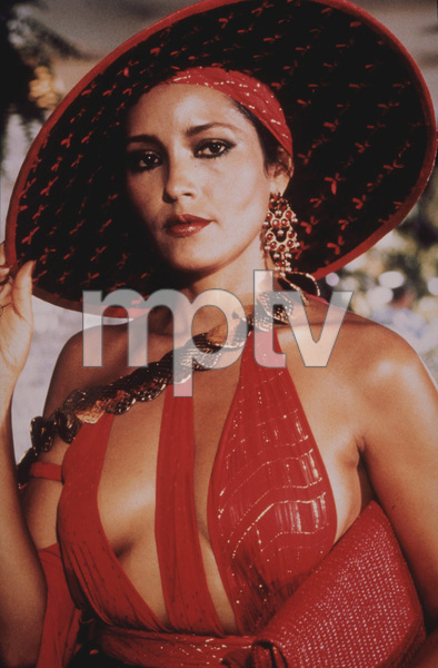 """Never Say Never Again,"" Barbara Carrera © 1983 Warner Bros. / MPTV - Image 9504_0010"