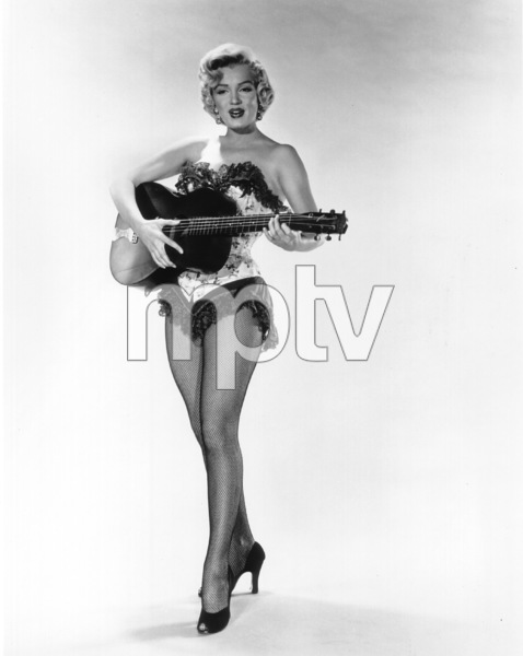 """River Of No Return""Marilyn Monroe1954 / 20th Century Fox**R.C. - Image 9550_0015"