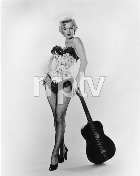 """River Of No Return""Marilyn Monroe1954 / 20th Century Fox**R.C. - Image 9550_0023"