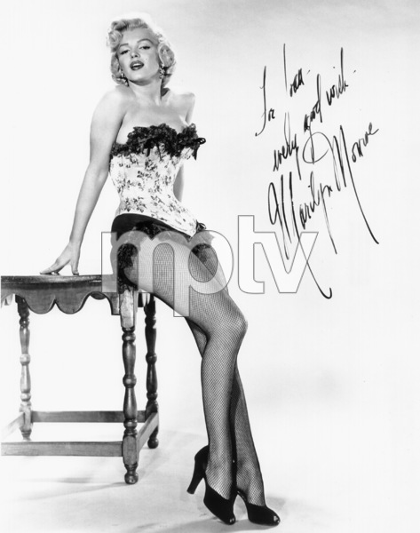 """River Of No Return""Marilyn Monroe1954 / 20th Century Fox**R.C. - Image 9550_0025"