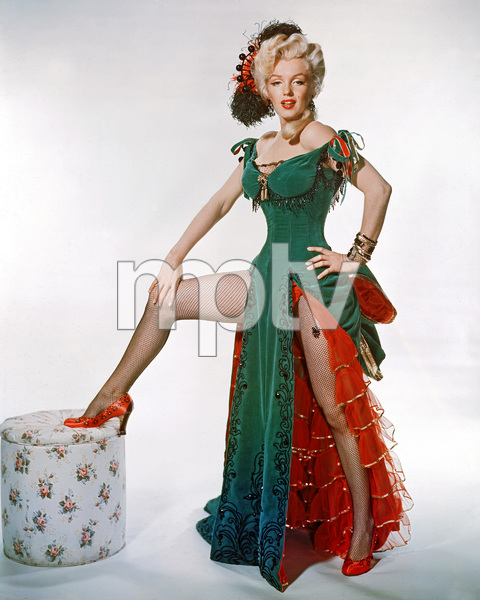 """River of No Return""Marilyn Monroe1954 20th Century Fox** I.V. - Image 9550_0067"