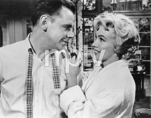 """Seven Year Itch, The""Tom Ewell, Marilyn Monroe1955 / 20th Century Fox**R.C. - Image 9554_0008"